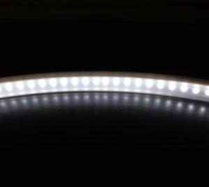LED Profil mit Standard Deckel
