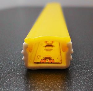LED Einsteckprofil ohne Kante