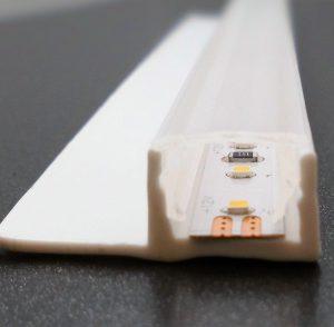 LED Schattenfugen Profil waagerecht